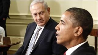Hai ông Obama và Netanyahu tại Nhà Trắng
