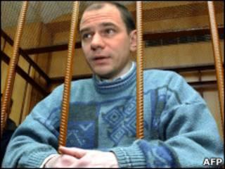 Igor Sutyagin em foto tirada em 2004