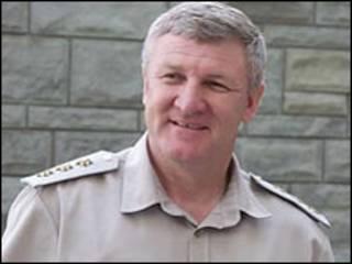 Міністр оборони Єжель