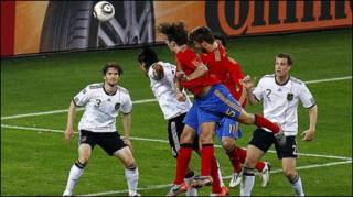 स्पेन का गोल