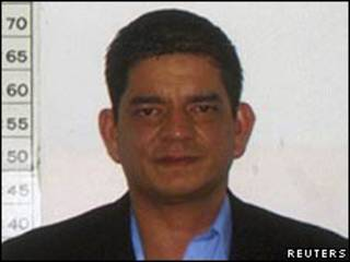 Francisco Chávez Abarcas (foto suministrada por el Ministerio de Justicia de Venezuela).