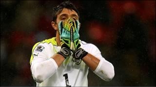 Uruguay keeper