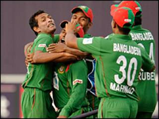 بنگلہ دیش کی کرکٹ ٹیم