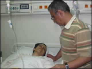 نرگس محمدی و تقی رحمانی