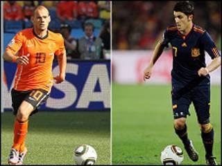 Spain da Holland