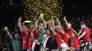 विश्वकप स्पेन