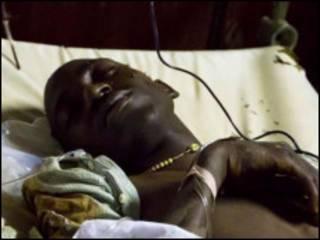 Korban ledakan di Uganda