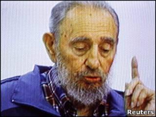 फ़िदेल कास्त्रो