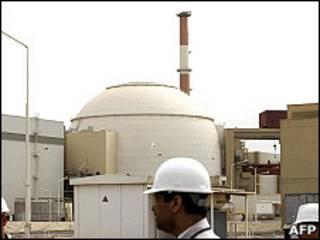 Planta de energía nuclear de Bushehr