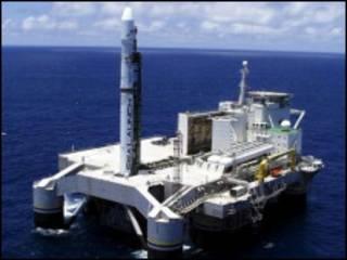 пускова платформа Sea Launch