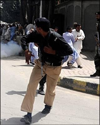 بلوچستان مظاہرے فائل