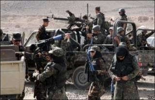 نیروهای امنیتی یمن