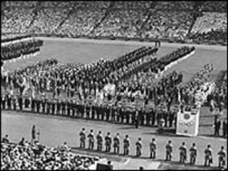 奥运会 伦敦 英国 二战
