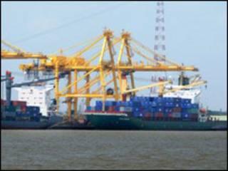Chittagong Port Bangladesh