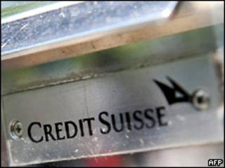 Банк Credit Suisse