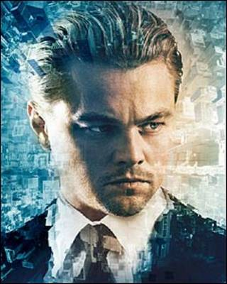 """Foto promocional de la cinta """"Origen"""", con Leonardo Dicaprio"""