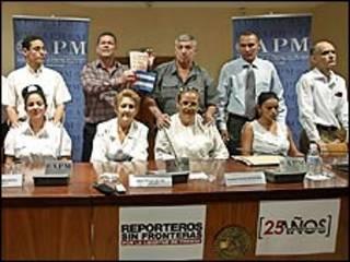 دگراندیشان آزاد شده کوبایی