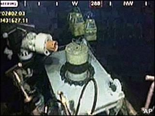 BP'nin kuyuya yerleştirdiği yeni kapak