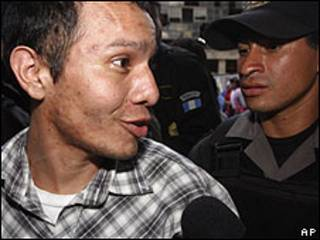 Lucas Santiago López condenado en el juicio de Rosenberg