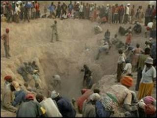 Berlian Zimbabwe