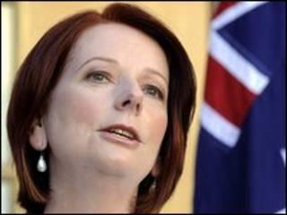 Thủ tướng Julia Gillard