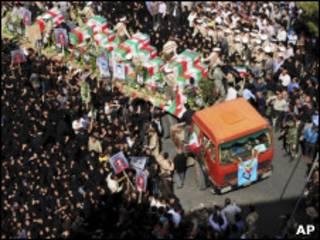 Похороны в Захедане