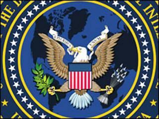 Эмблема Директора Агентсва национальной разведки