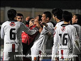 Jorge Pedrozo, imagen de www.deportesconcepcion.com