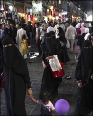 شامی خواتین