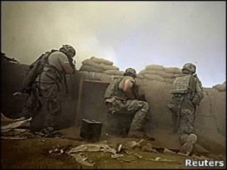 नैटो सैनिक (फ़ाइल फ़ोटो)