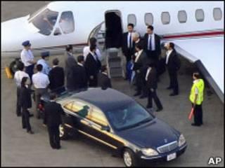 Ким Хён Хви прибыла в Японию