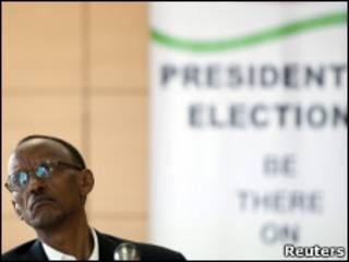 Shguaban Rwanda, Paul Kagame