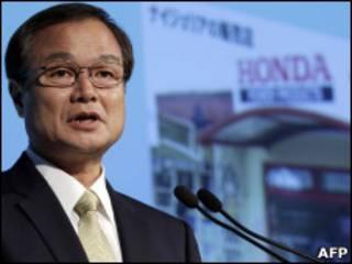 президент Honda Таконобу Ито