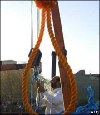 اعدام په ایران کې