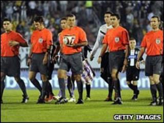 Wasit dalam Liga Champions
