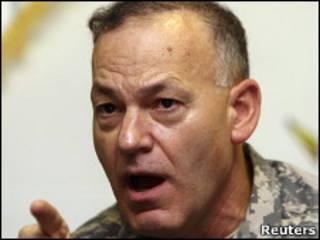 الجنرال ستيف لانزا
