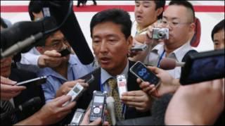 Quan chức Bắc Hàn Ri Tong-il