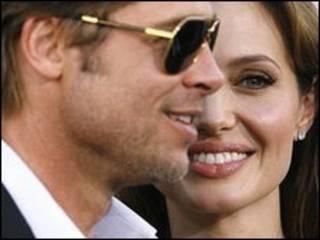 Brad Pitt dan Angeline Jolie
