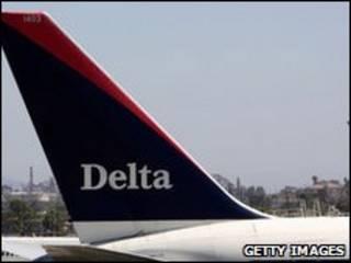 عکس آرشیوی از هواپیما خطوط دلتا