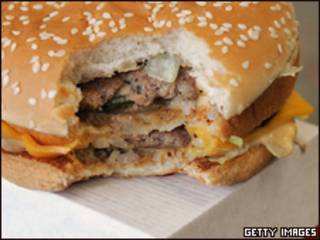 Big Mac (Getty Images/Arquivo)