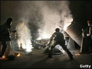 Planta de enriquecimiento de uranio de Isfahan