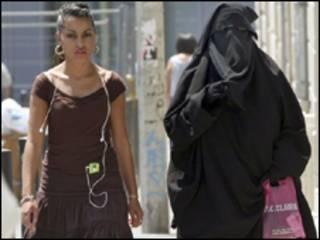 burka, france