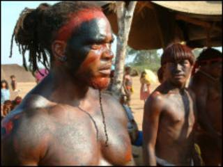 Индейцы Амазонии