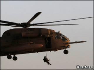 Израильский вертолет СН-53