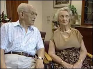 Henry Kerr e Valerie Berkowitz