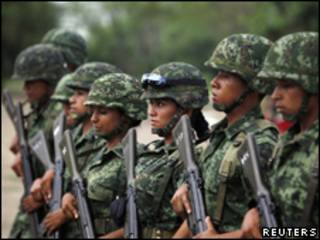 Мексиканская армия