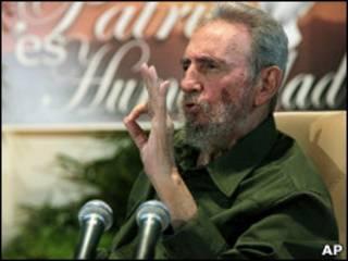 فیدل کاسترو، رهبر سابق کوبا