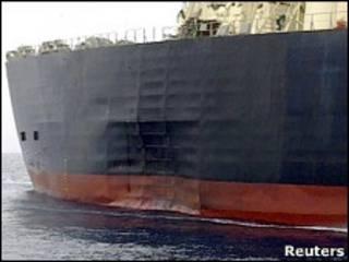 تصویری از یک کشتی
