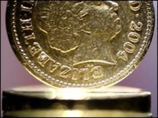 1英镑银币