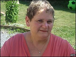Dominique Cottrez, em foto que teria sido retirada do Facebook (foto: AFP)